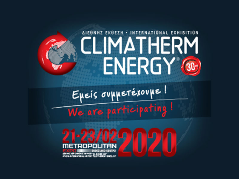 Sendo @ Climatherm Energy 2020